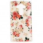 Husa de protectie rigida pentru LG G4, Roses