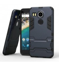 Husa de protectie rigida pentru Nexus 5X,  Grey