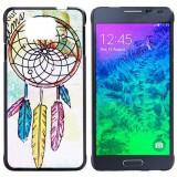 Husa de protectie rigida pentru Samsung Galaxy Alpha,  Dream Catcher