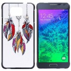 Husa de protectie rigida pentru Samsung Galaxy Alpha,  Tribal