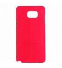 Husa de protectie rigida pentru Samsung Galaxy Note 5,  Red
