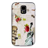 Husa de protectie rigida pentru Samsung Galaxy S5,  Turism
