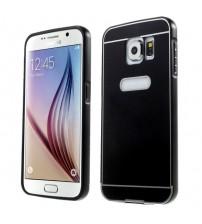 Husa de protectie rigidă Samsung Galaxy S6, Black