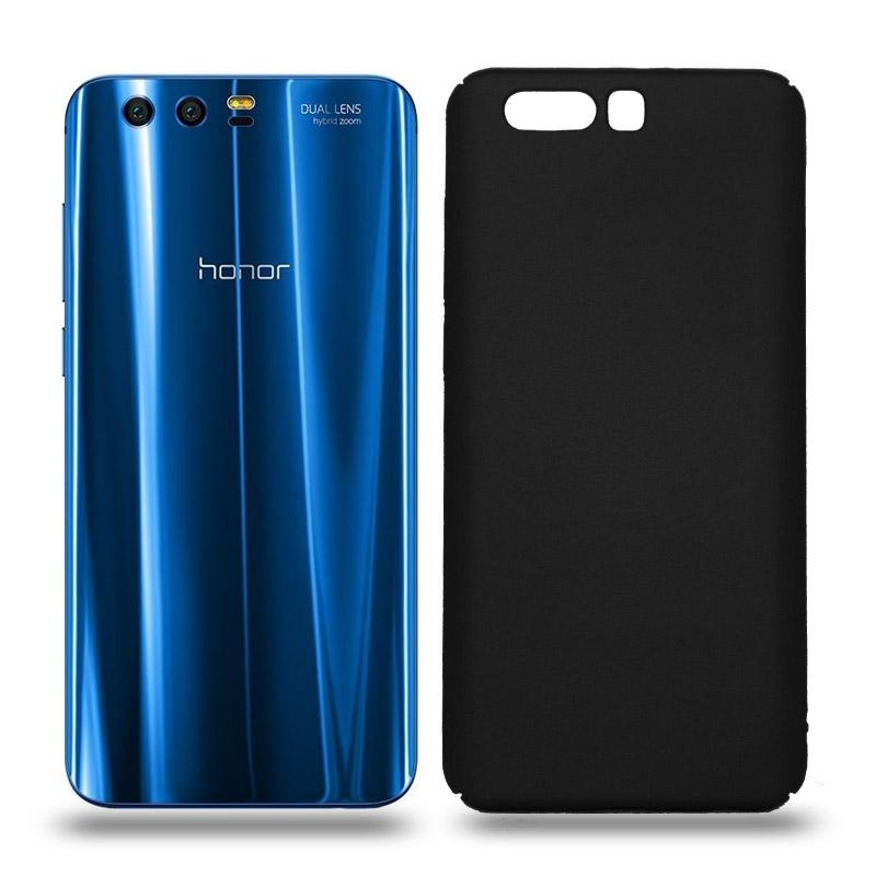 Husa Huawei Honor 9 rigida black, Huse Huawei - TemperedGlass.ro