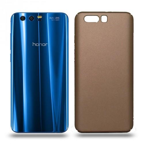 Husa Huawei Honor 9 rigida gold, Huse Huawei - TemperedGlass.ro