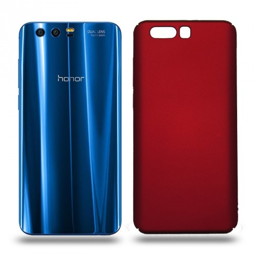Husa Huawei Honor 9 rigida red, Huse Huawei - TemperedGlass.ro