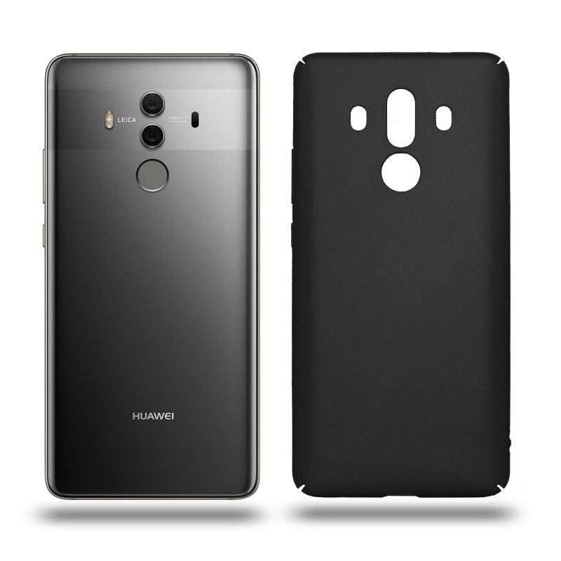 Husa Huawei Mate 10 Pro rigida black, Huse Huawei - TemperedGlass.ro