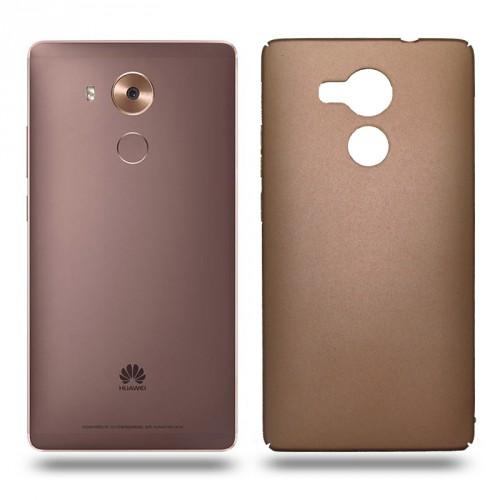 Husa Huawei Mate 8 rigida gold, Huse Huawei - TemperedGlass.ro