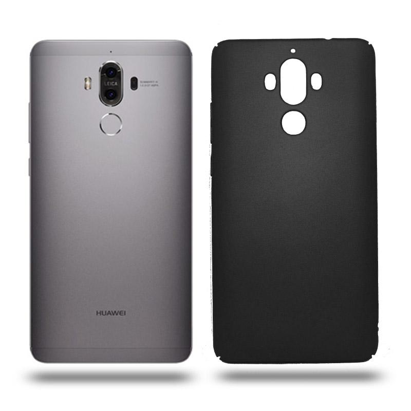 Husa Huawei Mate 9 rigida black, Huse Huawei - TemperedGlass.ro