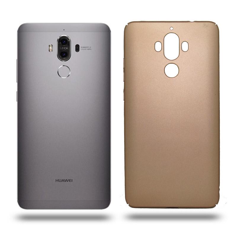 Husa Huawei Mate 9 rigida gold, Huse Huawei - TemperedGlass.ro