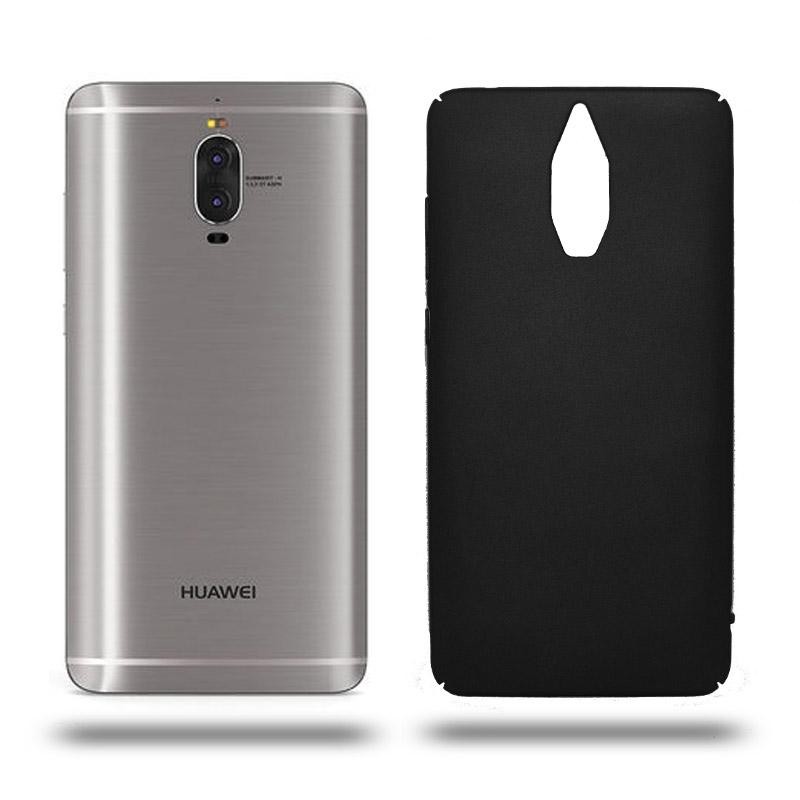 Husa Huawei Mate 9 Pro rigida black, Huse Huawei - TemperedGlass.ro