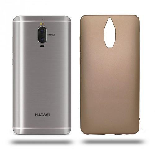 Husa Huawei Mate 9 Pro rigida gold, Huse Huawei - TemperedGlass.ro