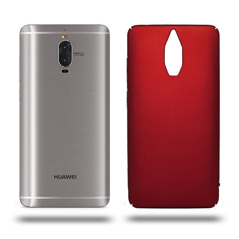 Husa Huawei Mate 9 Pro rigida red, Huse Huawei - TemperedGlass.ro