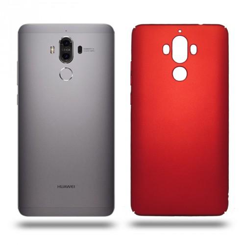 Husa Huawei Mate 9 rigida red, Huse Huawei - TemperedGlass.ro