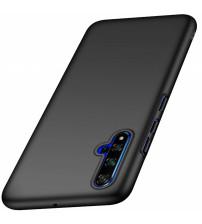 Husa de protectie rigida Ultra SLIM Huawei Nova 5T, Black