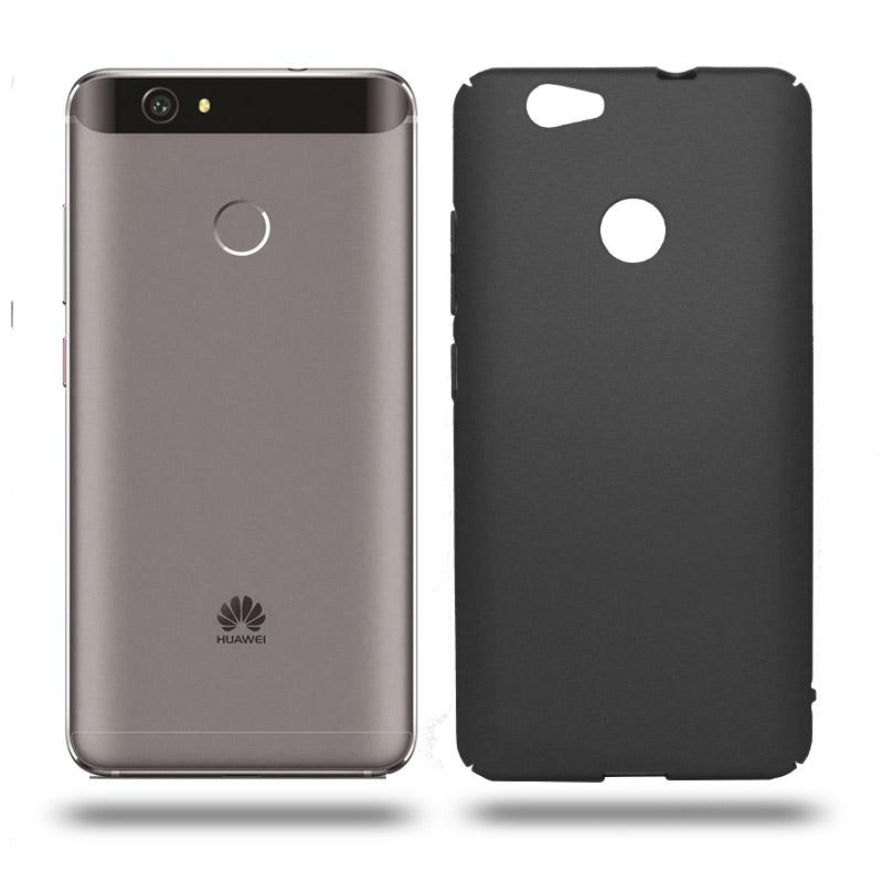 Husa Huawei Nova rigida black, Huse Huawei - TemperedGlass.ro