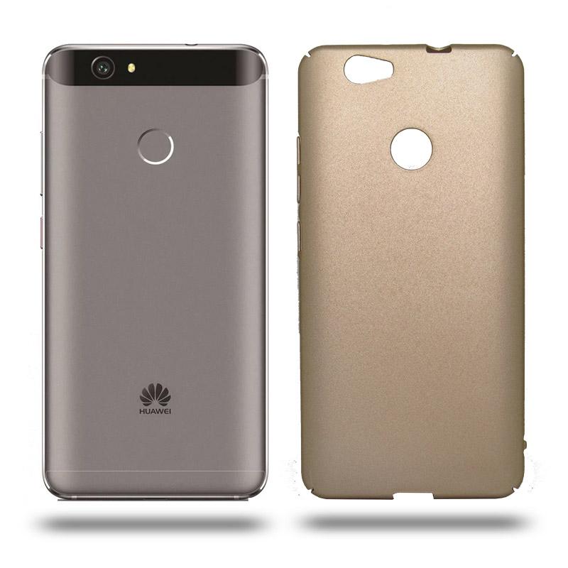 Husa Huawei Nova rigida gold, Huse Huawei - TemperedGlass.ro