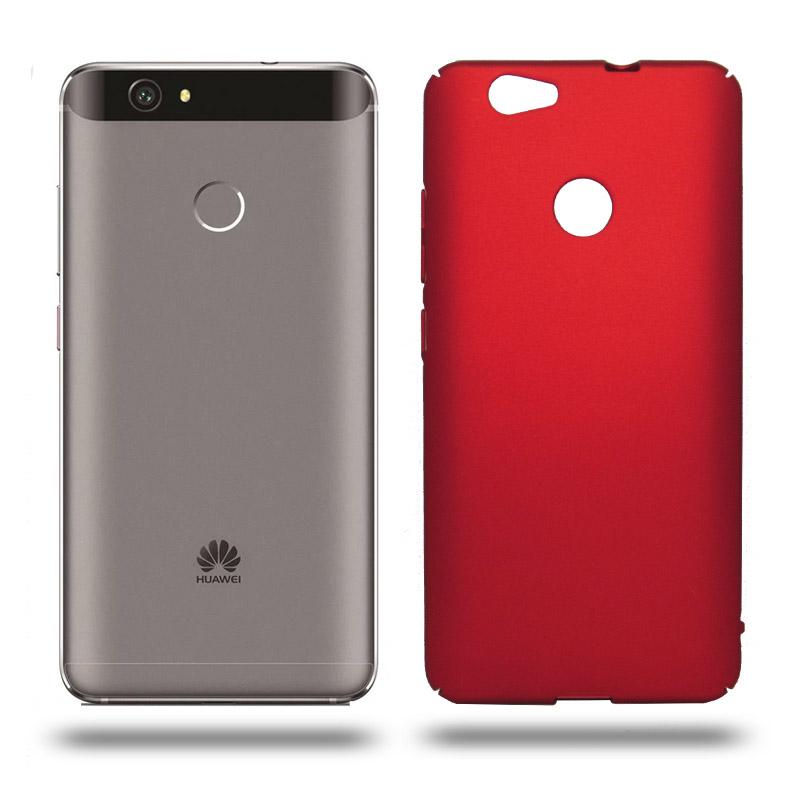 Husa Huawei Nova rigida red, Huse Huawei - TemperedGlass.ro