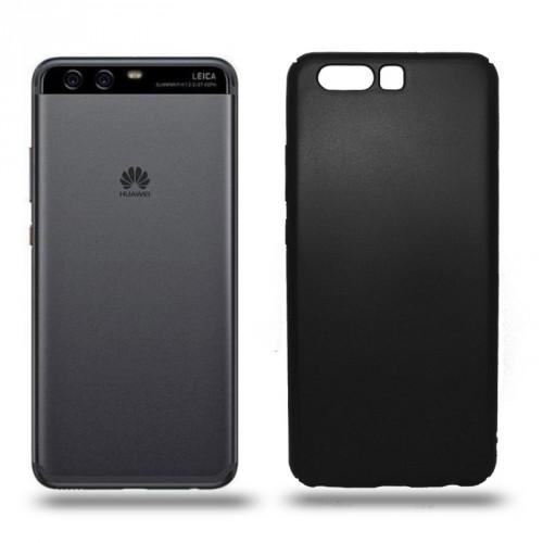 Husa Huawei P10 rigida black, Huse Huawei - TemperedGlass.ro