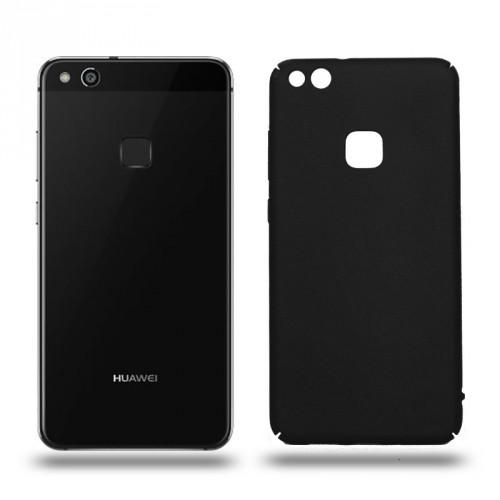 Husa Huawei P10 Lite rigida black, Huse Huawei - TemperedGlass.ro