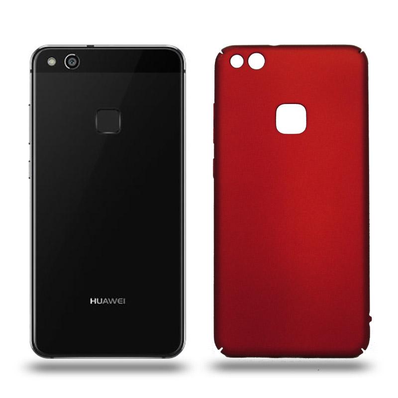 Husa Huawei P10 Lite rigida red, Huse Huawei - TemperedGlass.ro
