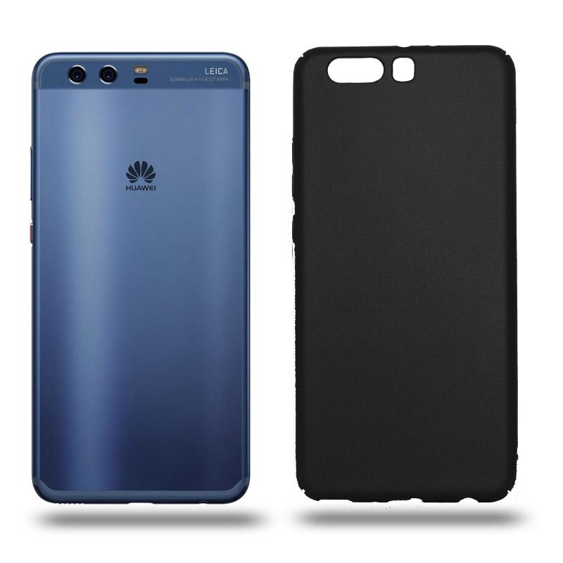 Husa Huawei P10 Plus rigida black, Huse Huawei - TemperedGlass.ro