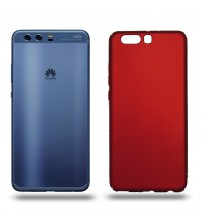 Husa de protectie rigida Ultra SLIM Huawei P10 Plus, Red