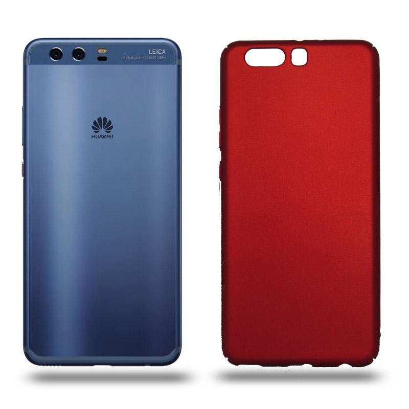 Husa Huawei P10 Plus rigida red, Huse Huawei - TemperedGlass.ro