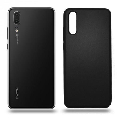 Husa Huawei P20 rigida black, Huse Huawei - TemperedGlass.ro