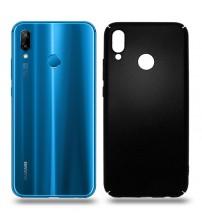 Husa de protectie rigida Ultra SLIM Huawei P20 Lite, Black