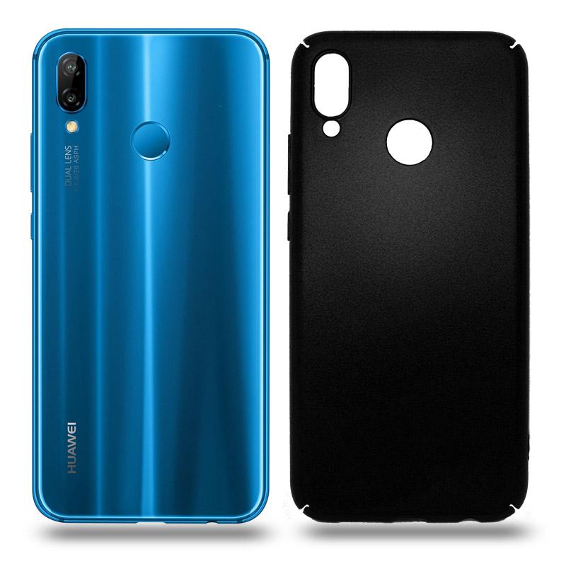 Husa Huawei P20 Lite rigida black, Huse Huawei - TemperedGlass.ro