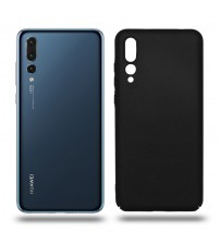 Husa de protectie rigida Ultra SLIM Huawei P20 Pro, Black