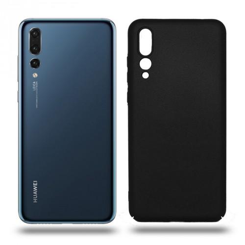 Husa Huawei P20 Pro rigida black, Huse Huawei - TemperedGlass.ro