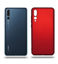 Husa de protectie rigida Ultra SLIM Huawei P20 Pro, Red