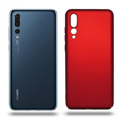Husa Huawei P20 Pro rigida red, Huse Huawei - TemperedGlass.ro