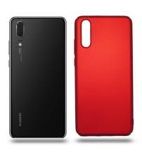Husa de protectie rigida Ultra SLIM Huawei P20, Red
