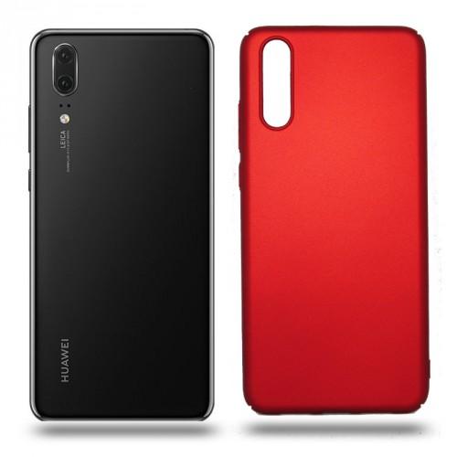 Husa Huawei P20 rigida red, Huse Huawei - TemperedGlass.ro