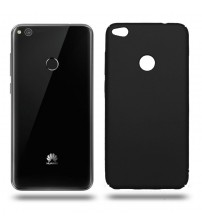 Husa de protectie rigida Ultra SLIM Huawei P8 Lite 2017, Black