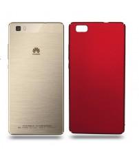 Husa de protectie rigida Ultra SLIM Huawei P8 Lite, Red