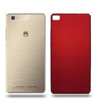 Husa de protectie rigida Ultra SLIM Huawei P8, Red
