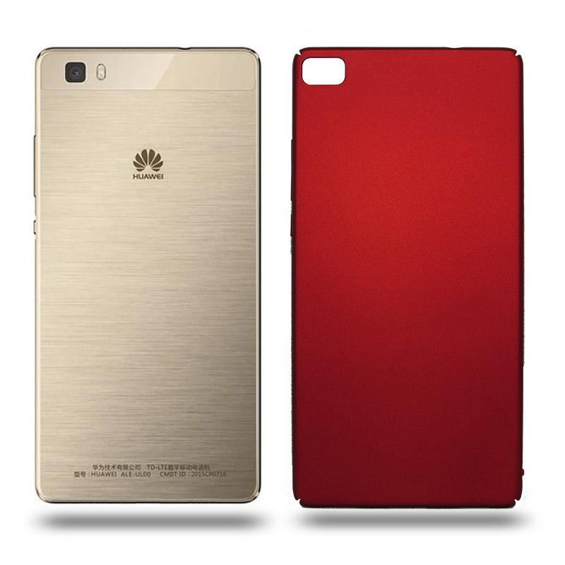 Husa Huawei P8 rigida red, Huse Huawei - TemperedGlass.ro