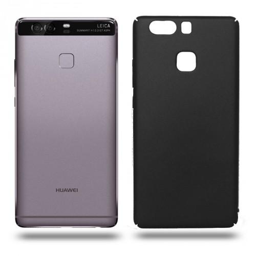 Husa Huawei P9 rigida black, Huse Huawei - TemperedGlass.ro