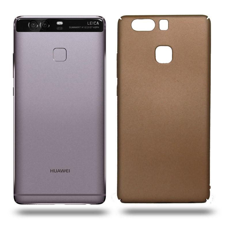 Husa Huawei P9 rigida gold, Huse Huawei - TemperedGlass.ro