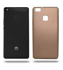 Husa de protectie rigida Ultra SLIM Huawei P9 Lite, Gold