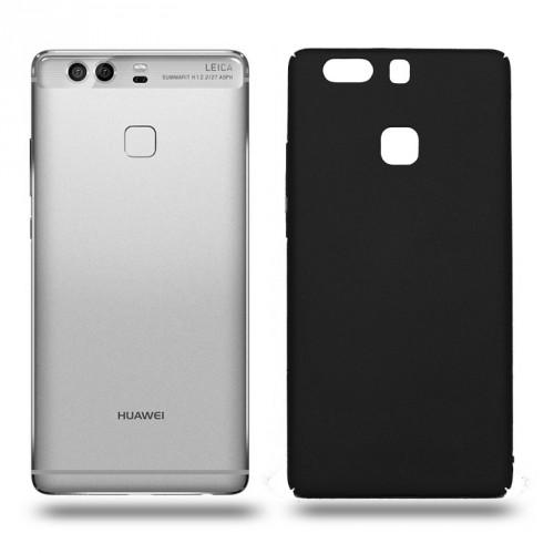 Husa Huawei P9 Plus rigida black, Huse Huawei - TemperedGlass.ro