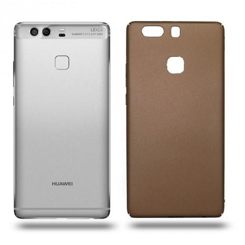 Husa Huawei P9 Plus rigida gold, Huse Huawei - TemperedGlass.ro