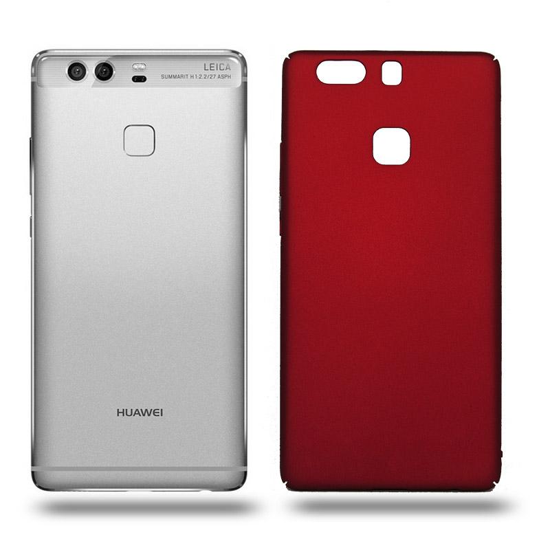 Husa Huawei P9 Plus rigida red, Huse Huawei - TemperedGlass.ro