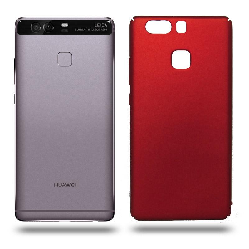 Husa Huawei P9 rigida red, Huse Huawei - TemperedGlass.ro