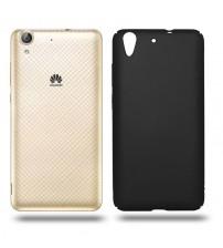 Husa de protectie rigida Ultra SLIM Huawei Y6 II, Black