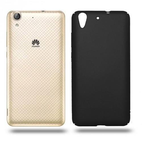 Husa Huawei Y6 II rigida black, Huse Huawei - TemperedGlass.ro